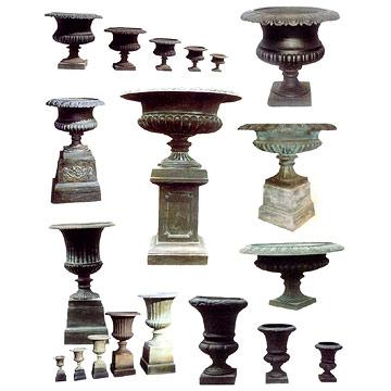 Urns & Flowerpots (Urnes et vasons)