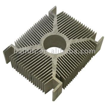 Aluminum Radiator (Aluminium Radiator)