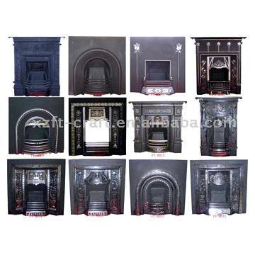 Fireplaces (Камины)