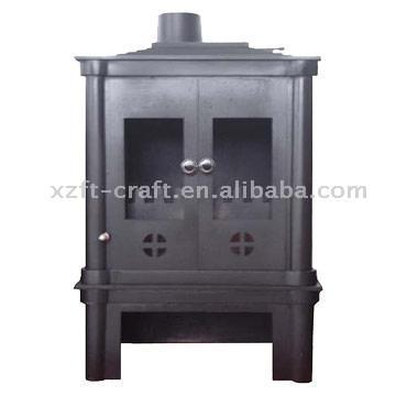 Fireplaces, Stoves (Камины, печи)