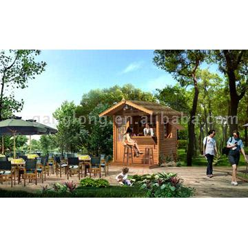 Canteen Wooden House (Cantine Wooden House)