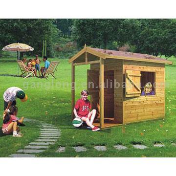 Children`s Wooden House (Детские деревянные дома)