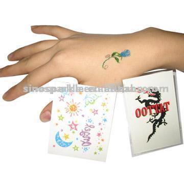 Tattoo Pasters (Татуировки Pasters)
