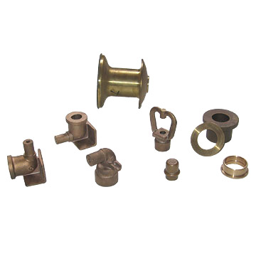 Brass and Bronze Casting (Латунные и бронзовые отливки)