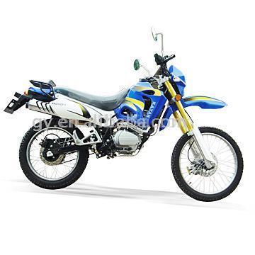 Dirt Bike KN200GY(EEC) (Байк KN200GY (ЕЕС))