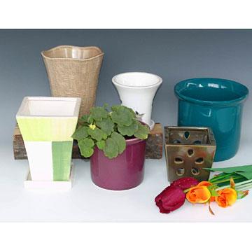 Indoor Ceramic Pots