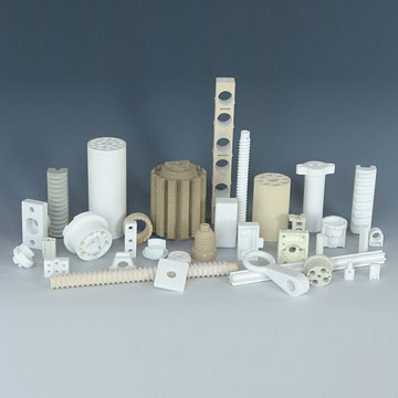 Cordierite and Steatite Products