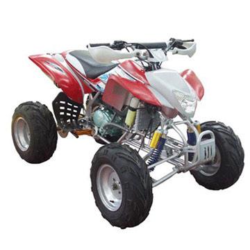 200cc ATV (Water Cooled and Bigger Tire) (200cc ATV (с жидкостным охлаждением и большие шины))