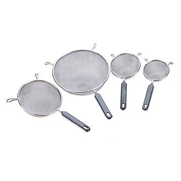 Stainless Steel Food Strainers (Нержавеющей пищевой стали Сито)