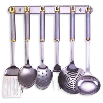 Stainless Steel Kitchen Tool Set (Stainless Steel Kitchen Tool Set)
