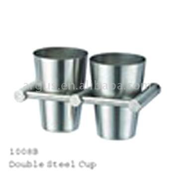 Stainless Steel Brush Cup (Щетки из нержавеющей стали кубок)