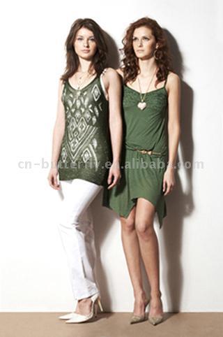Ladies` Fashion Clothing