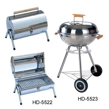 Stainless Steel BBQ (Нержавеющая сталь Барбекю)