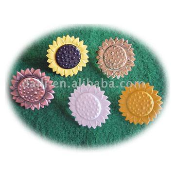 Curtain Clips (Sunflowers)