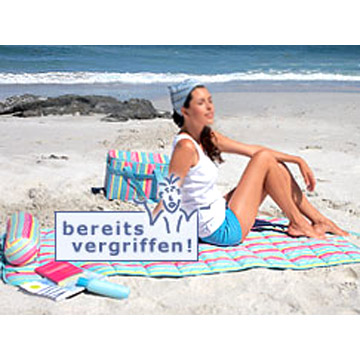 Beach Cushion with Pillow