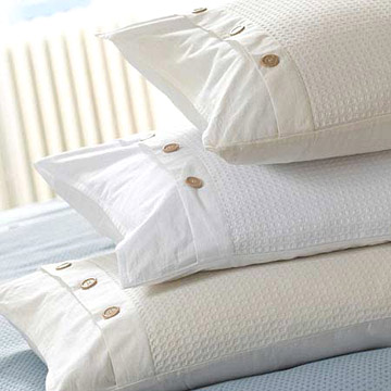 Waffle Duvet Cover and Pillow Case