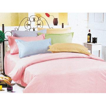 8-Piece Satin Bedding Set (8-Piece атласная Комплекты постельных принадлежностей)