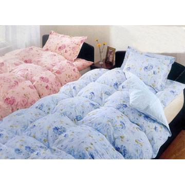 3-Piece Bedding Set With Feather (3-Piece Постельные Установить с Перу)