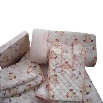5-Piece Baby`s Bedding Set (5-Piece Baby`s Комплекты постельных принадлежностей)