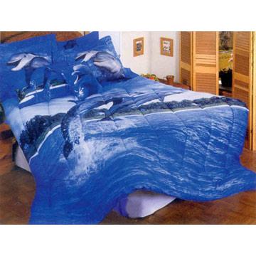 Photo Printed Quilt (Фото Печатные Одеяло)