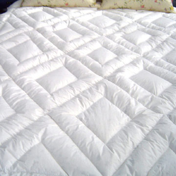 90% White Duck Down Quilt (90% белых Duck Down Quilt)