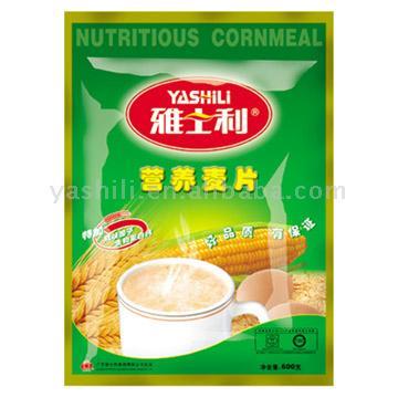 Cornmeal Flake (Semoule de maïs Flake)