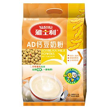 Instant Soybean Milk Powder with Vitamin A&D and Calcium (Instant de soja lait en poudre avec la vitamine A & D et le calcium)