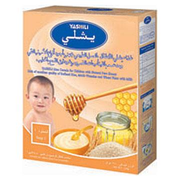 Instant Infant Rice Cereal (Мгновенный Детей рисовые хлопья)