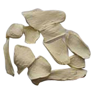 Dehydrate Horseradish Flakes