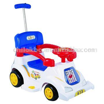 Toy Car Cartoon (Toy Car Cartoon)
