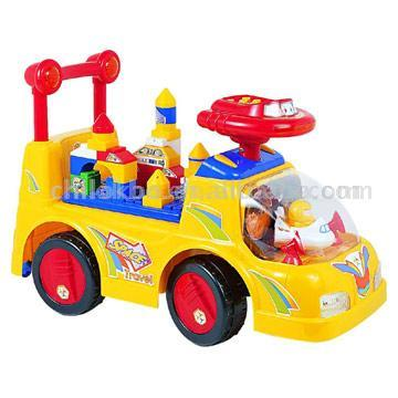 Toy Space Wagon (Toy Space Wagon)