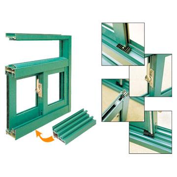 Hollow Glass Sliding Window (Полые стеклянные раздвижные окна)
