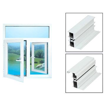 Interior and Exterior Open Casement Window/Door (Интерьера и экстерьера Открытые форточки / Дверь)