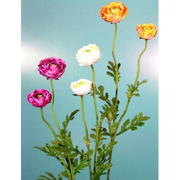 Artificial Elegance Ranunculus x 2 (Искусственный Elegance Ranunculus X 2)