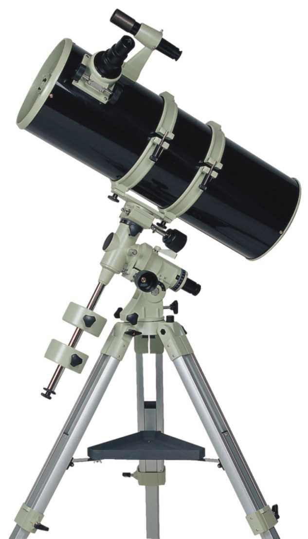 Telescope Newtonian Reflector (Телескоп ньютоновской Отражатель)