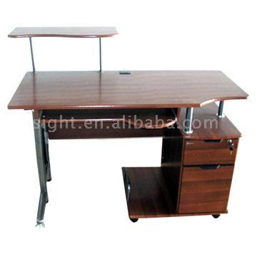 Children`s Furniture (Children`s Desk and Chair) (Детская мебель (Детский письменный стол и стул))