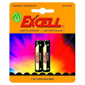 Alkaline Battery (Щелочная батарейка)