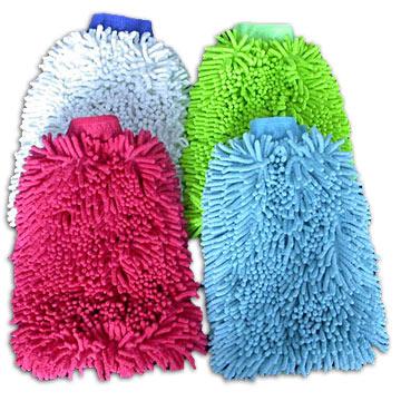MIcrofiber & Cotton Cleaning Gloves/Mitts (Микрофибра & хлопкоочистительных Перчатки / Mitts)