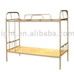 Bed ( Metal Bed, Steel Bed) (Кровать (металлической кровати, стальная кровать))