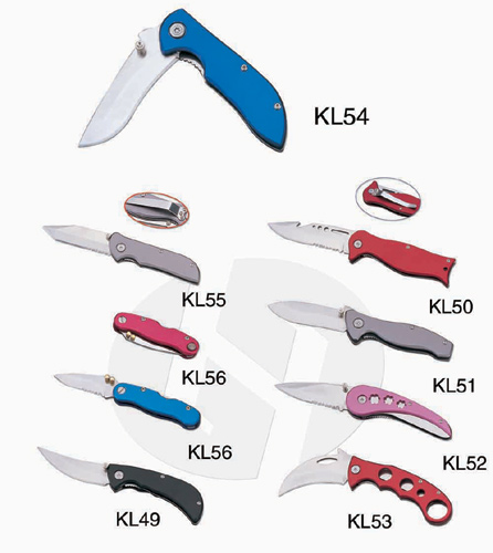 Camping Knives (Couteaux)