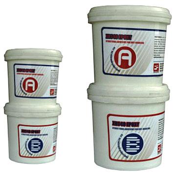 Epoxy Structural Adhesive for Dry-Hanging (Эпоксидный клей Структурные для сухой висячий)