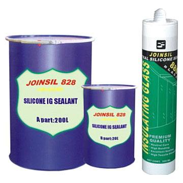 Silicone Insulating Glass Sealant (Силиконовый герметик Стеклопакет)