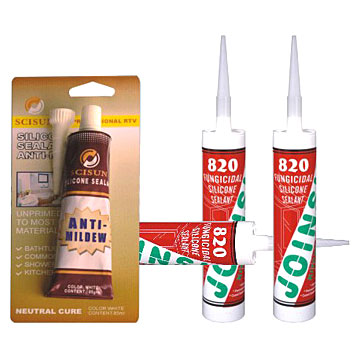 Neutral Silicone Anti-Mildew Sealant (Нейтральный силиконовый Anti-роса Герметика)