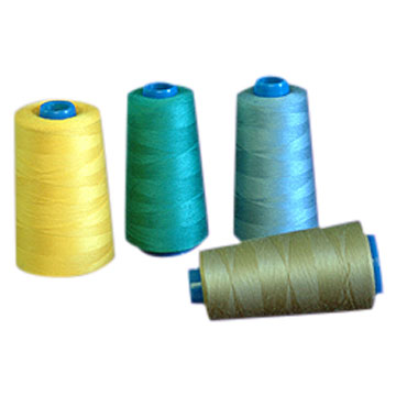 Small Cone Spun Polyester Sewing Thread