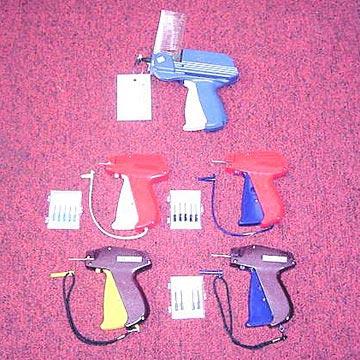 Tag Gun and Tag Needle (Теги и теги Gun игла)