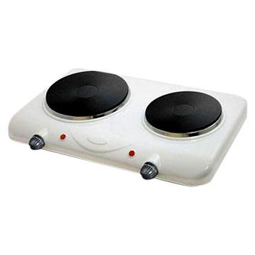 High Quality Portable Double Burner Hot Plates (Высокое качество Портативный Double горелки конфорки)