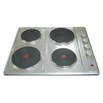 European Style Four-Burner Hot Plates (Европейский стиль-четыре горелки конфорки)
