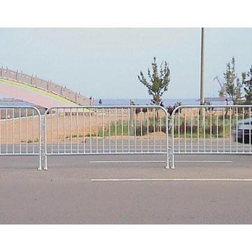Flat-Legs Road Barrier