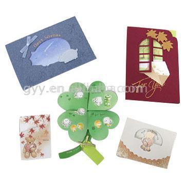 Greeting Cards, Post Cards (Поздравительные открытки, почтовые открытки)