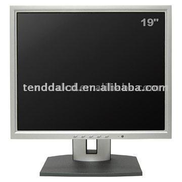 """19"""" LCD Monitor (19 """"ЖК-монитор)"""